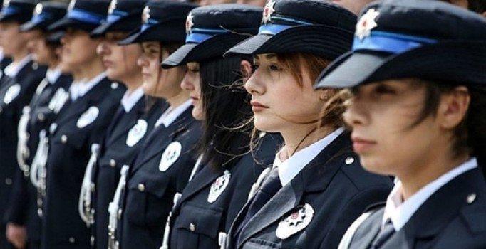 kadın polis olmak