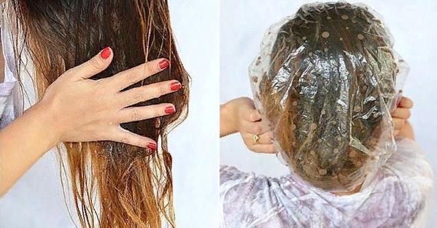 evde saç bakımı
